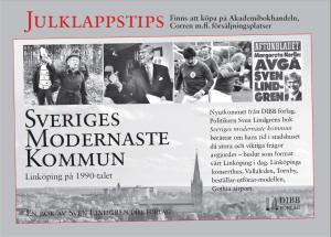 Sveriges modernaste kommun, Linköping på 1990-talet