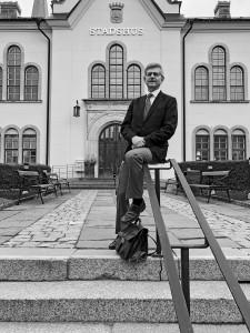 Sven Lindgren stadshuset, foto Mark Olson